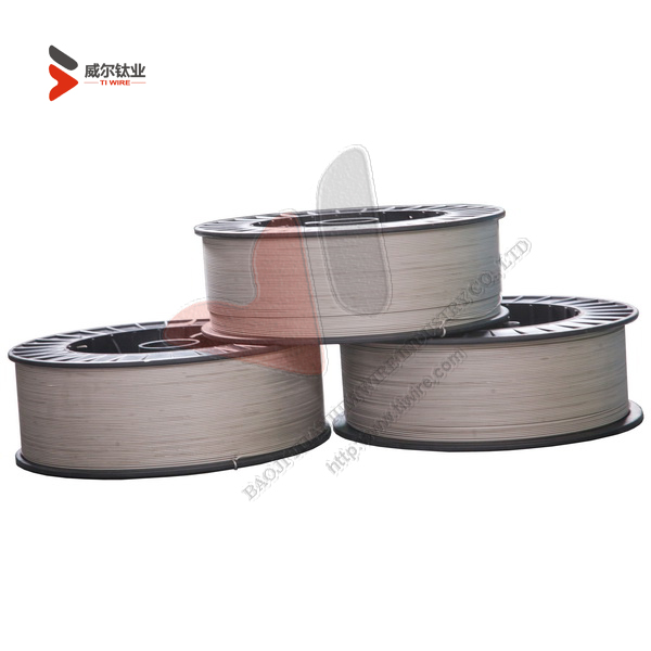 Commercial Pure Titanium Wire of ASTM B863/ASME SB863 Classifications