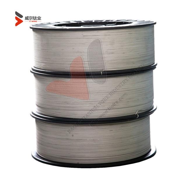 ERTi-1 UNS R50100 AWS A5.16 Unalloyed Titanium Welding Wire