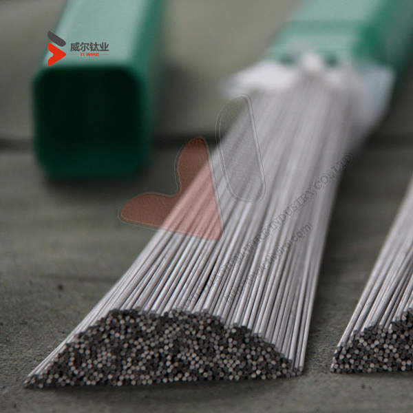 ERTi-4 UNS R50130 AWS A5.16 Unalloyed Titanium Welding Wires