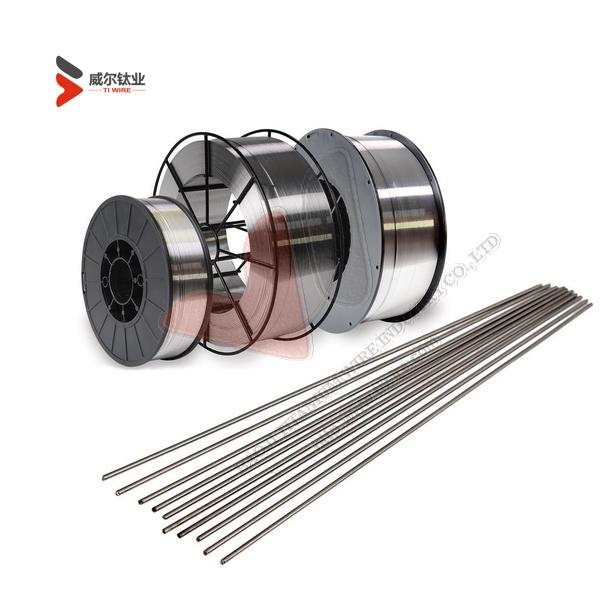 ERTi-1 AWS A5.16 Solid Titanium Filler Welding Wire