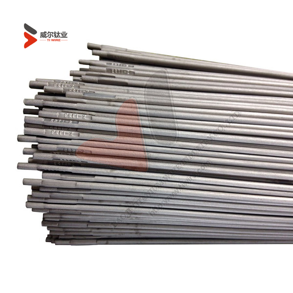 ERTi-5 Ti-6Al-4V Tig Straight Titanium Filler Wire of AWS A5.16/ASTM B863