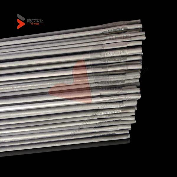 ERTi-12 (Ti 0.3Mo0.8Ni) UNS R53401 TIG Titanium Welding Wire of AWS A5.16