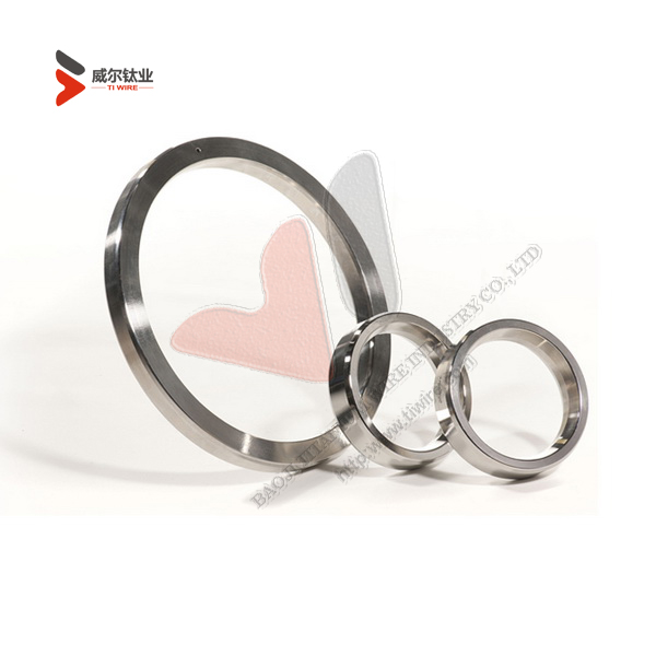 ASTM B381 F-2 Titanium Forged Ring for Flange