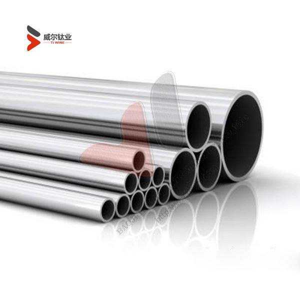 Gr. 1 Titanium Tubes of ASTM B861