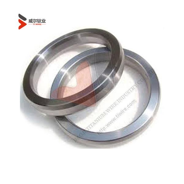 F-2, F-5 Titanium Rings of ASTM B381