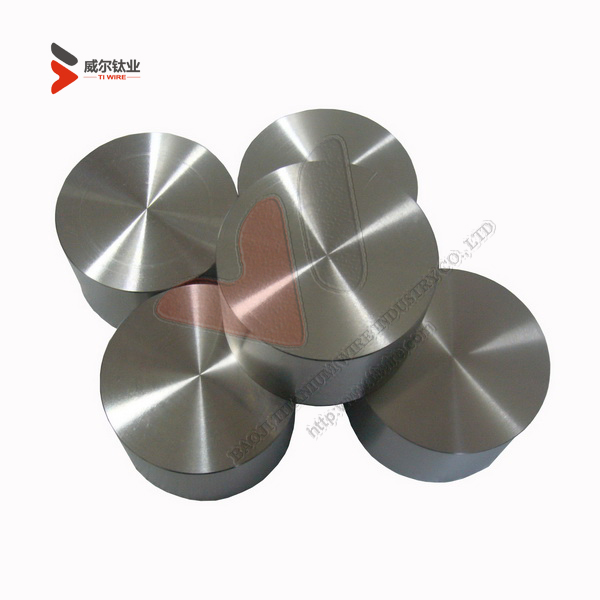 Gr.2 Titanium Disk for Medical Standard ASTM F67 (UNS R50400)