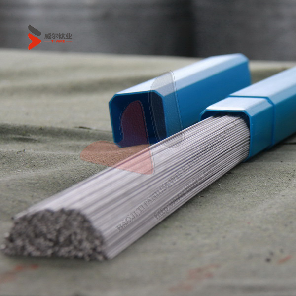 ERTi-2 Tig Titanium Welding Rods 2.4 x 1000 mm AWS A5.16/EN ISO 24034
